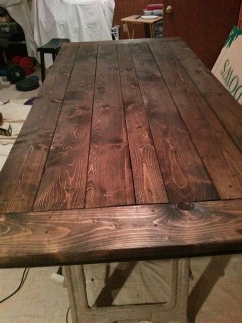 my diy quot barn wood table quot house ideas