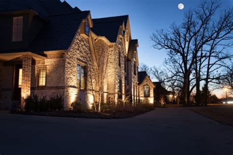 Landscape Lighting Northwest Arkansas Portfolio The Lighting Master