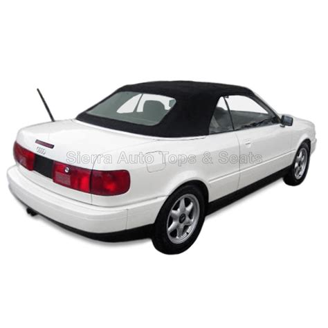 how it works cars 1995 audi cabriolet spare parts catalogs 1992 1998 audi convertible top replace cabriolet top