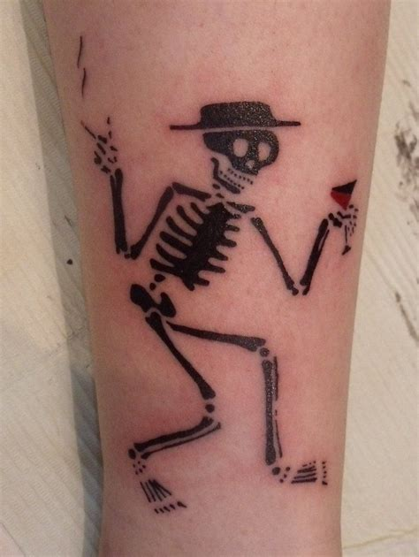 social distortion tattoo social distortion skelly i absolutely