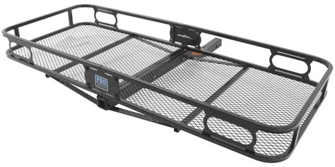 Trailer Hitch Racks Carriers by 24x60 Pro Series Cargo Carrier For 2 Quot Hitches Steel