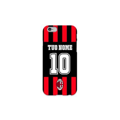 Ac Milan Iphone 5 5s custodia milan iphone 5