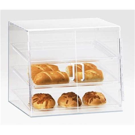 cal mil display self serve bakery 3 shelf