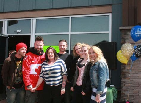 tattoo chestermere tattoo shop celebrates one year of business the