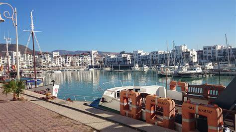 agadir port sailing to the canary islands 1st port agadir
