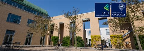 Oxford Said Business School Mba by Alumni Us Of Oxford Said Business School
