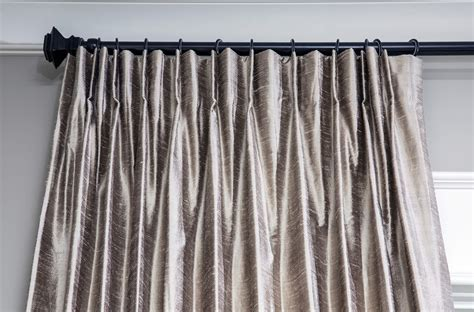 The Importance Of Custom Drapery Rods Drapery Street