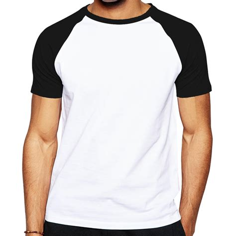 T Shirt High Quality high quality cotton raglan sleeve t shirt fashion blank t shirt for solid color