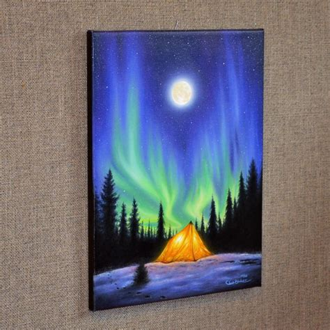 Northern Lights Wall Decor Art Print Quot A Beautiful Life Northern Lights Decorations