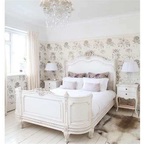 stylish bedroom chairs distressed white french country blog