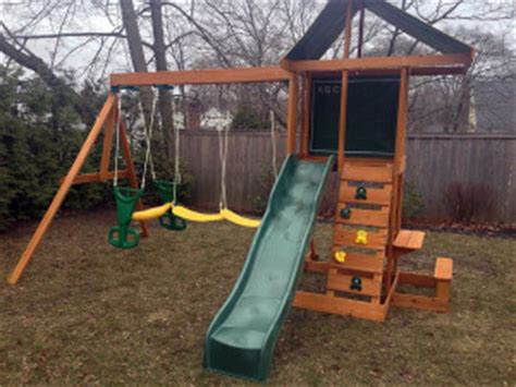 playset assembler and swing set installer in fairfield ct