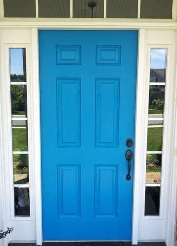 bright blue front door 25 best ideas about bright front doors on pinterest