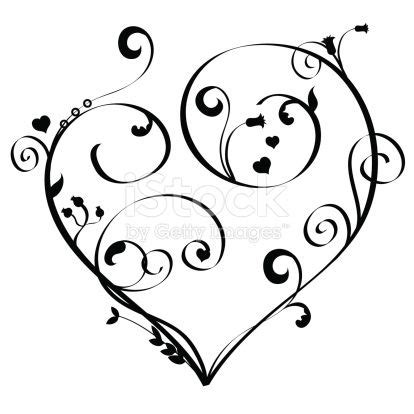 love tattoo vector 608 best images about swirls on pinterest filigree