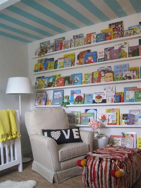 Books And Bookshelves Top 10 Diy Kid S Book Storage Ideas Top Inspired