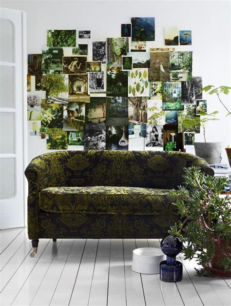 inrichting groen groen woonkamer decoratie