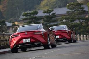 Is Lexus A Toyota Brand Lexus Lc500 Toyota S Luxury Brand Finally Makes A Car