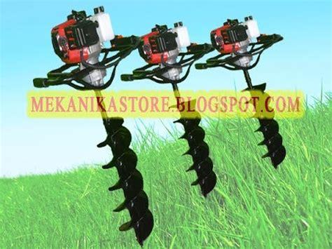 Bor Tanah Bermesin bor tanah bermesin mesin bor tanah biopori