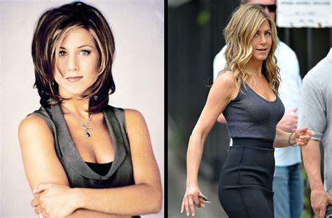 jennifer aniston iq 15 celebrities then and now how they ve changed page 3