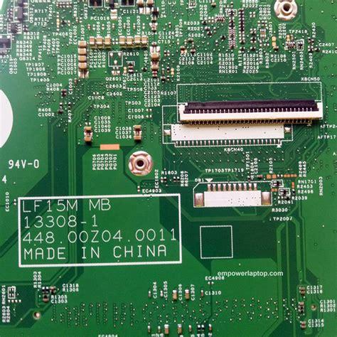 I3 4010m lenovo motherboard flex 2 15 448 00z04 0011 sr16q i3 4010m