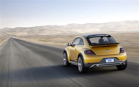 Road Car Wallpaper by Car Volkswagen Beetle Dune 2014 On The Road Wallpapers And