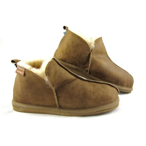 womans slipper boots shepherd