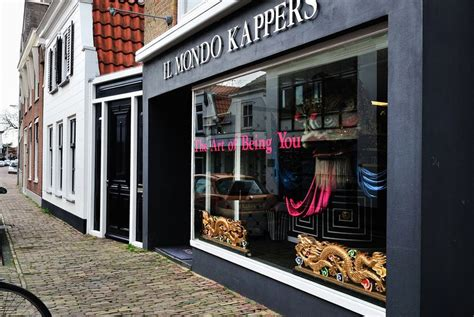 Kapper In Naaldwijk by Boek Direct Il Mondo Kappers Naaldwijk Kapper In