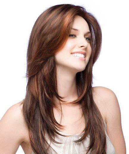model rambut layer panjang terpopuler