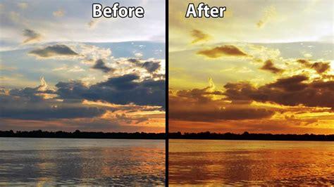 tutorial photoshop sunset photoshop tutorial how to create a sunset gfxward
