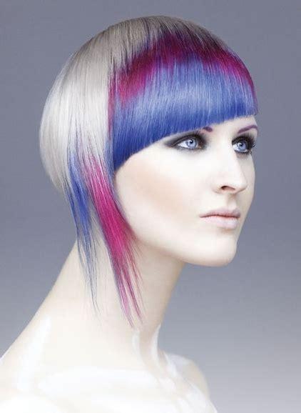 dramatic hair color ideas  spring