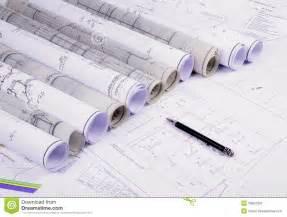 architectural plans architectural plans stock image image 26952991