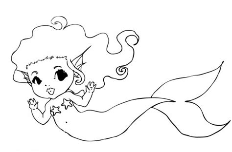 mermaid template 9 best images of printable mermaid templates