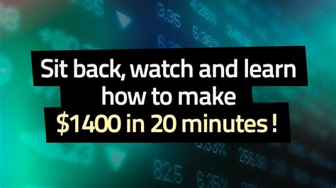 make quick money how to make quick money how to make a lot of money youtube - How To Make A Lot Of Money Fast Online