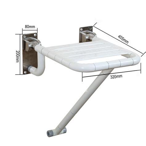 stainless steel folding shower seat xkm luxury wall mounted 304 stainless steel folding shower