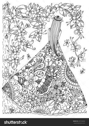 libro anns doodles a kaleidoscopia 6912 best images about coloring pages on dovers mandala coloring pages and gel pens