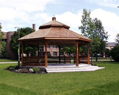 Patio Gazebo Plans How To Create A Comfortable Gazebo At Home Home Garden Healthy Design