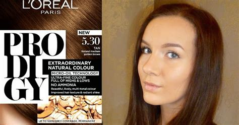 prodigy hair colour reviews over dressed under budget loreal prodigy hair colour