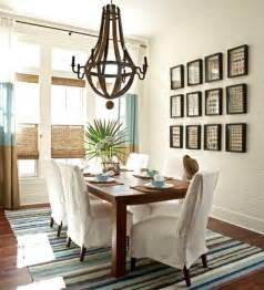 Dining Room Wall Decorating Ideas Casual Dining Rooms Decorating Ideas For A Soothing Interior