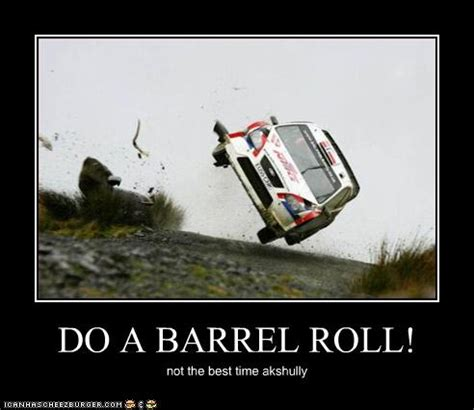 Do A Barrel Roll Meme - captain specialisations primary intelligence officer