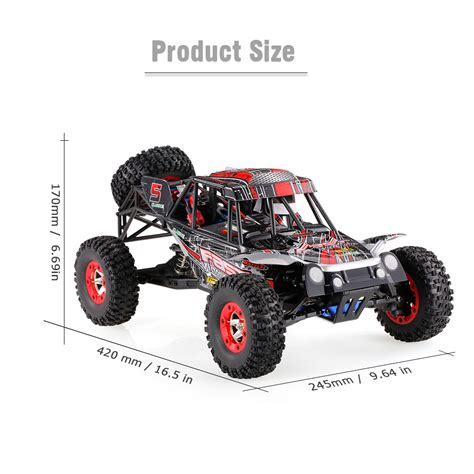 Wltoys 12428 1 12 Scale Rc Road Car Truck Vehicle 2 4g 4wd Buggy C wltoys 12428 c 1 12 scale 2 4g remote road vehicle rc car ebay