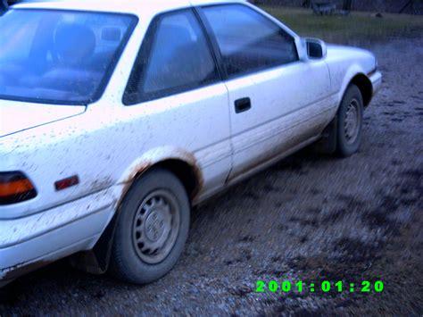 toyota awd wagon 1988 toyota corolla trim information cargurus