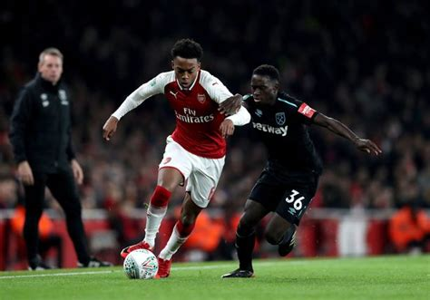 arsenal west ham carabao let the good times roll west ham hosts newcastle united