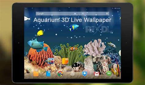 aquarium   wallpaper premium  apk  android