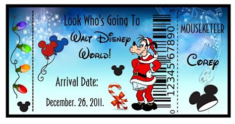 printable disneyland tickets 7 best images of printable disney world tickets
