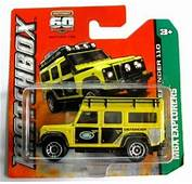 Matchbox Cars  Land Rover Defender 110 Scale 162