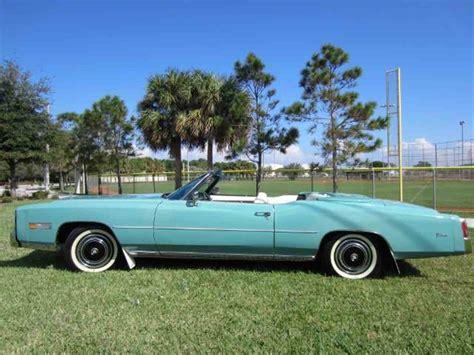 1976 cadillac eldorado for sale 1976 cadillac eldorado for sale classiccars cc 935045