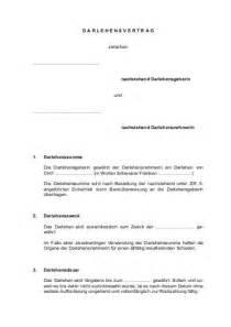 Muster Darlehensvertrag Schweiz Kostenlos Konkubinatsvertrag Muster