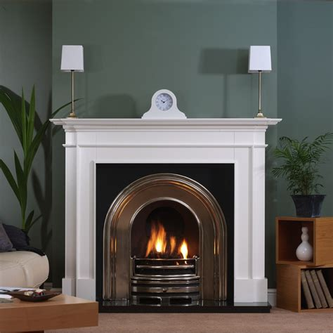 Denton Fireplace by Denton Traditional Surround 60 Inch