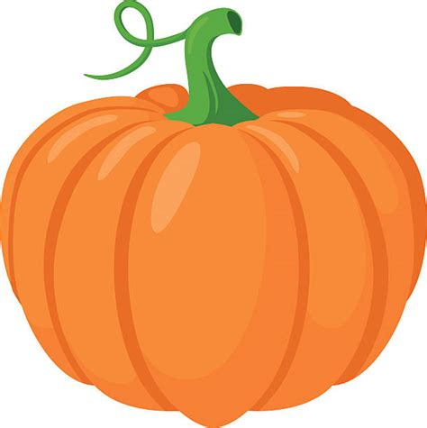 free vector clipart vector clipart pumpkin pencil and in color vector
