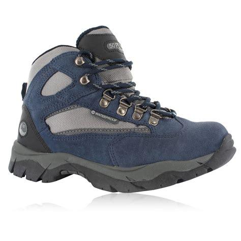 hi tec kruger peak waterproof s walking boots 78