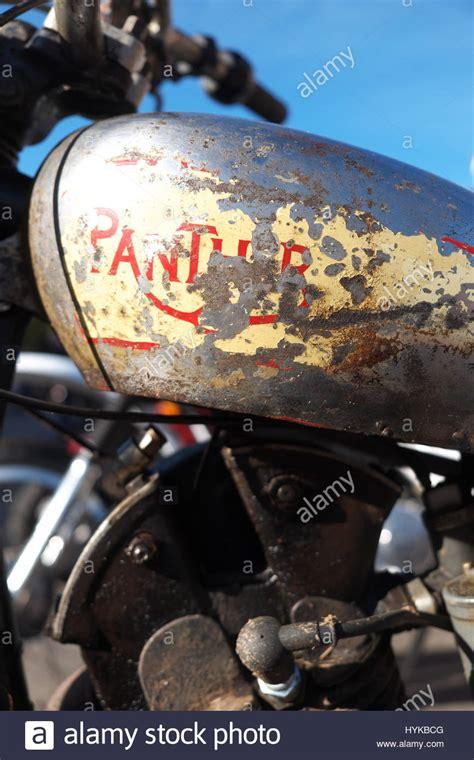 Motorrad In England Anmelden by Oldtimer Panther Motorrad Hergestellt Von Phelon Und Moore